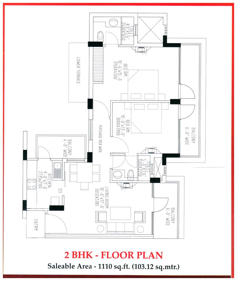 Tdi kingsbury flats sonipat india 2 3 4 bedroom for 2 bedroom house plans india
