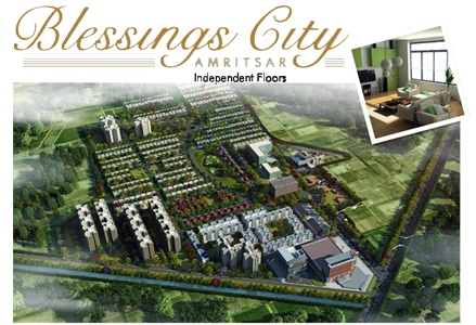 Blessing City