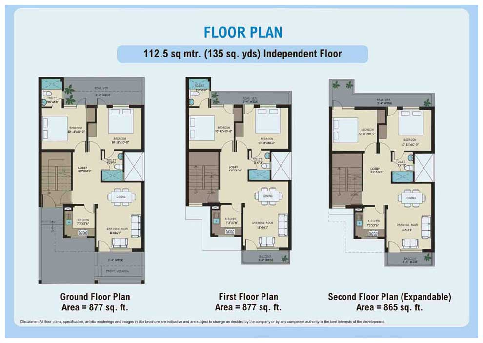 100 square meter house floor plan for Camella homes design with floor plan