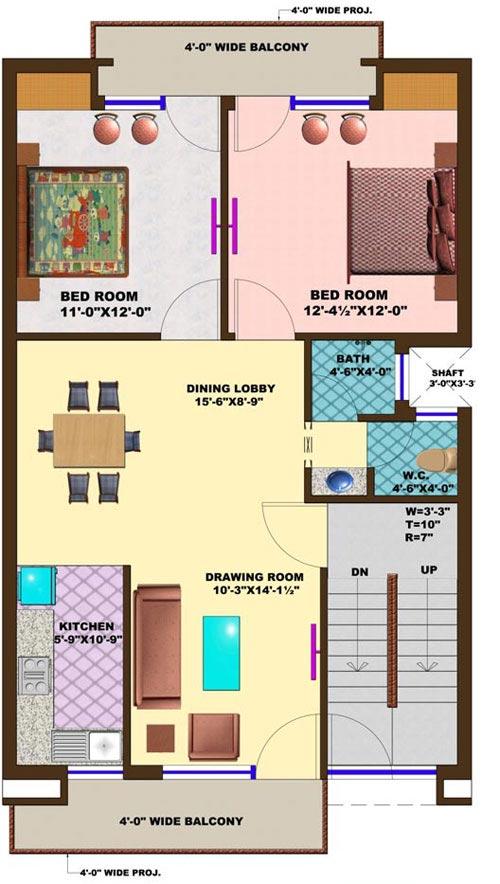 2933 44786 floor plans omaxe green meadow city,omaxe green meadow city bhiwadi,Duplex House Plans In 100 Sq Yards