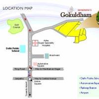 Gangwanis Gokuldham Kamptee