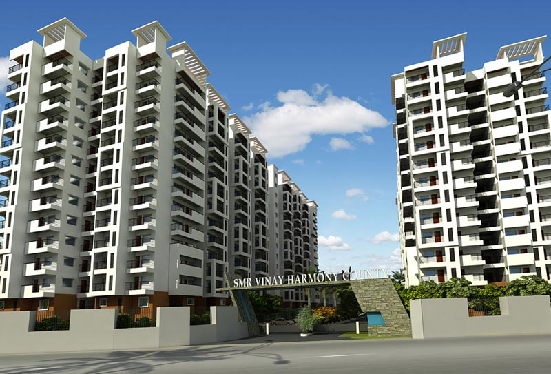 Smr Vinay Harmony County Flats Amp Appartments In Bandlaguda Hyderabad Telangana