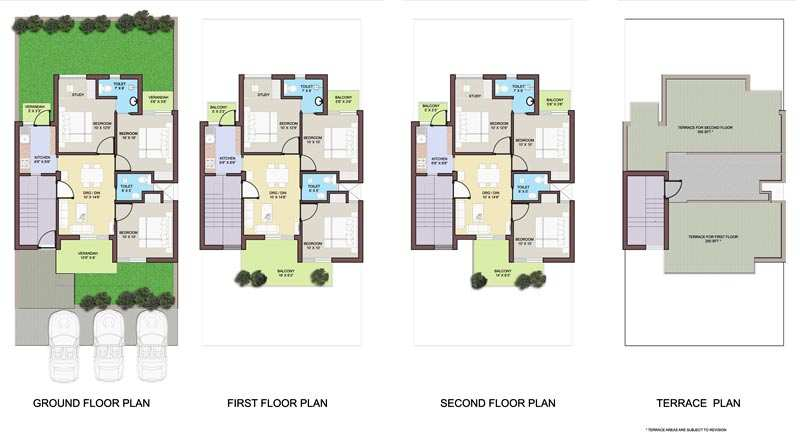 Independent floor for sale in Greater faridabad