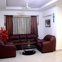 2 BHK sale Flower Valley with spacious Terrace Kalyan West