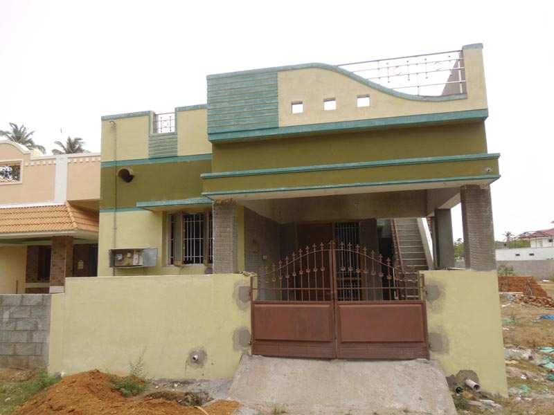 2 bhk individual house home for sale at erode for House model plans tamilnadu