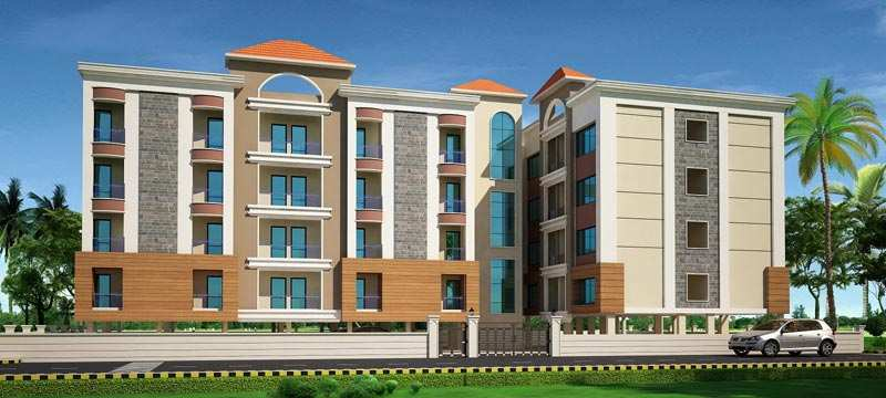 1 BHK Flats & Apartments for Sale in Bhubaneswar