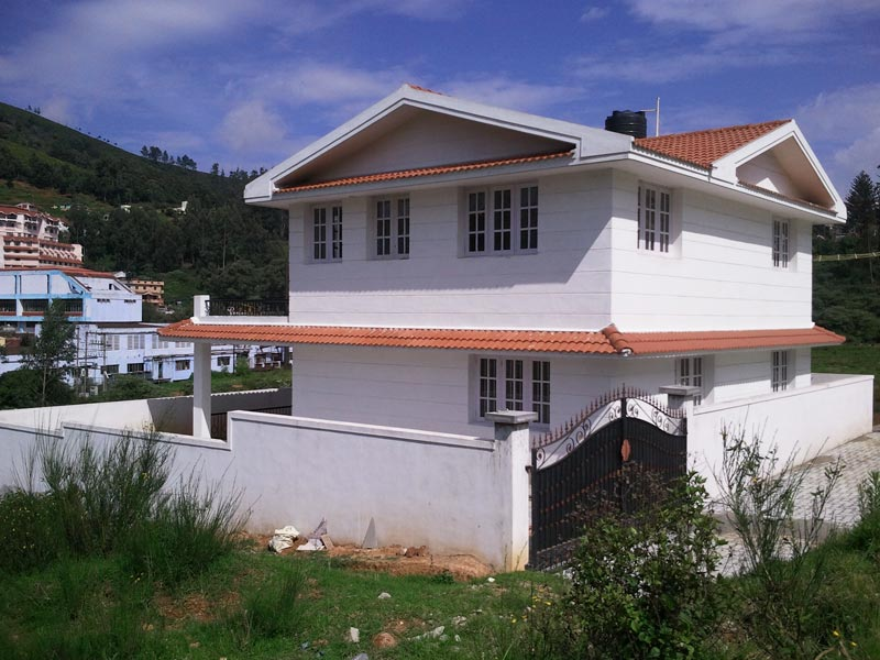 2400 Sq. Feet Individual House/Home for Sale in Ooty