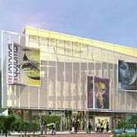 518 Sq. Feet Shopping Mall Space for Rent in Shalimar Bagh, North Delhi
