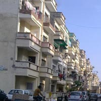 2 BHK Flats & Apartments for Rent in Dwarka Sector 17, West Delhi
