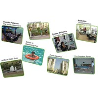 3 BHK Flats & Apartments for Rent at  Sector 93, Noida