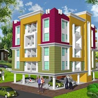 2 BHK Flats & Apartments for Sale in Patna