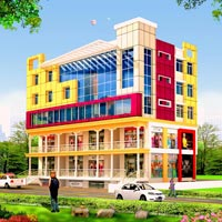 1200 Sq. Feet Institutional Land/Buildings for Sale in Patna