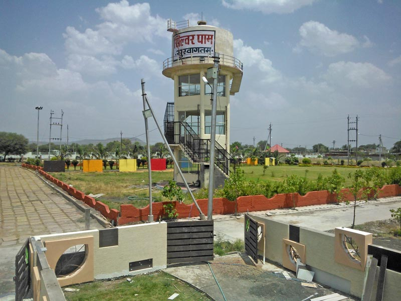 4000 Sq Feet Residential Land Plot For Sell At Dewas