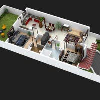 2 BHK Bungalows / Villas for Sale in Dewas