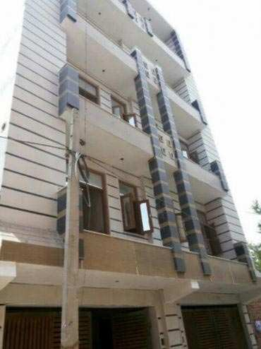 3 Bhk Builder Floor At Inderpuri , West Delhi