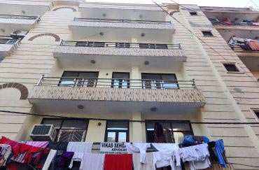 1 Bhk Flat for Sale At Bindapur, West Delhi