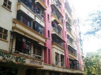 1 BHK Flats & Apartments for Rent in Mulund East, Mumbai