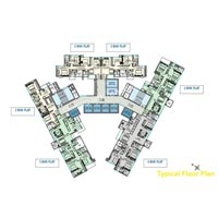 3 BHK Flat For Sale In Malad Link Road