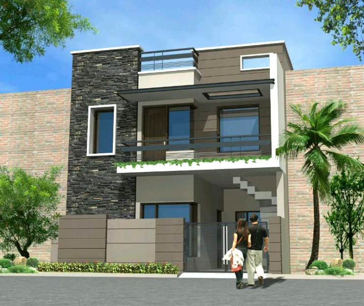Kothi Construction Services: 3 BHK Individual House/Home For Sell In Jalandhar