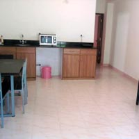 1 BHK Serviced Apartments for Rent in Goa