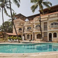 Hotel for sell in Candolim Goa