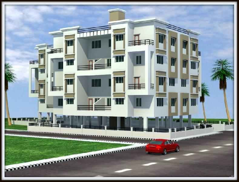 2 BHK Flats & Apartments for Sale in Chikhal, Pune