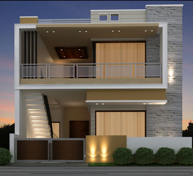 Front Elevation For Small House In Punjab : Buy sell property in jalandhar best for sale