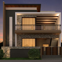 3 BHK Fully Furnish Kothi  in Toor Enclave Jalandhar