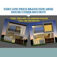 Altimate 2bhk House Only 27 Lac Under Security
