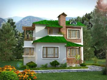 Fineshed and Fully Furnished Cottage /plots