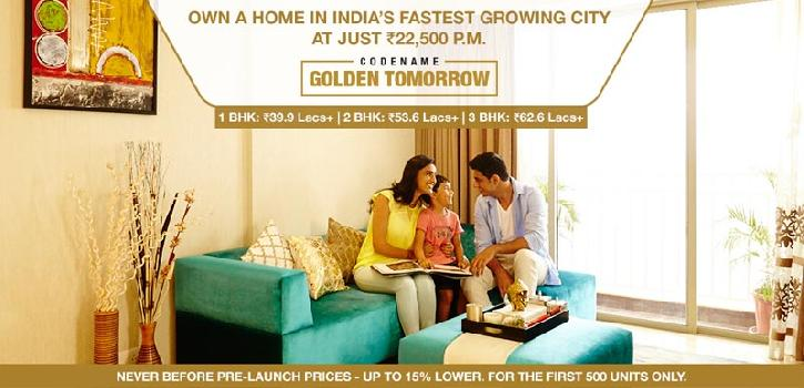 Codename Golden Tomorrow Dombivli East