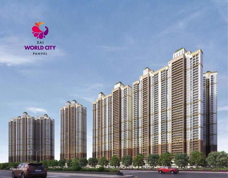 Sai World City - Flats & Appartments in Panvel Navi Mumbai