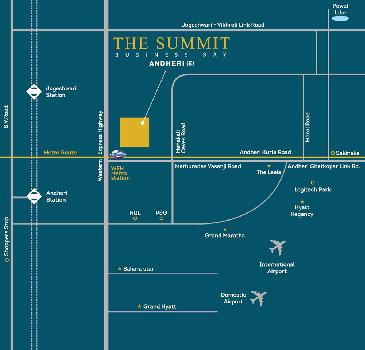 The Summit Business Bay
