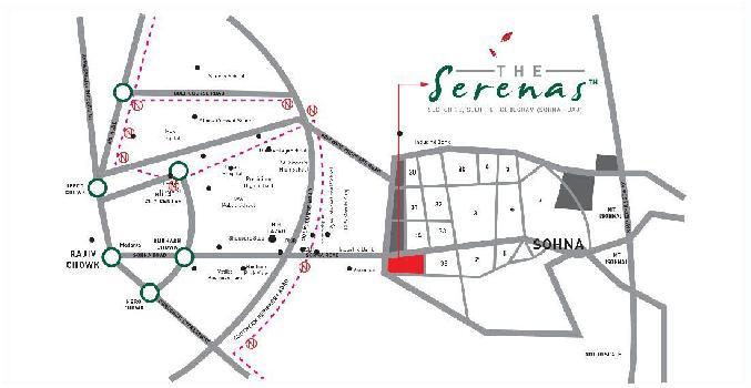 The Serenas