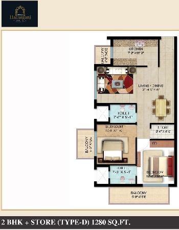 Hazratganj Residency