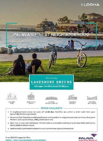 Palava Lakeshore Greens