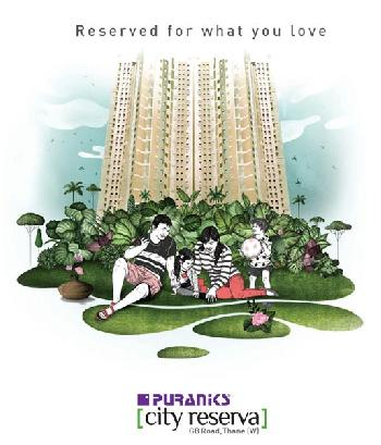 Puraniks City Reserva