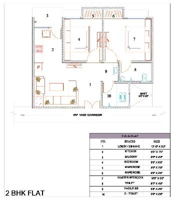 Pawan Residency