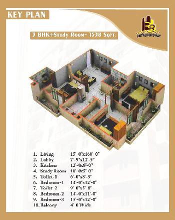Shree Balaji Towers