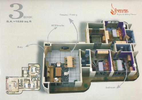 Vinayak Residency