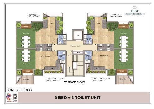 Rise Resort Residence