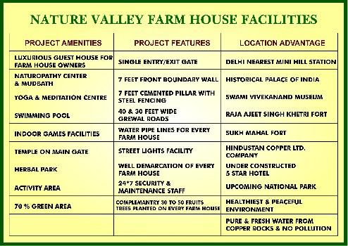 Nature Valley Farm House