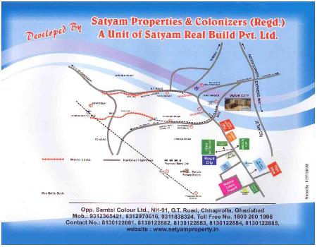 Satyam Royal City