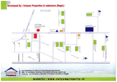 Satyam Defence Colony Phase 2