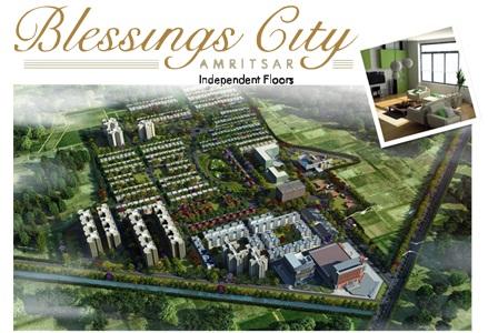 Blessing City