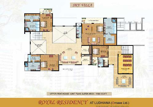 Royal Residency