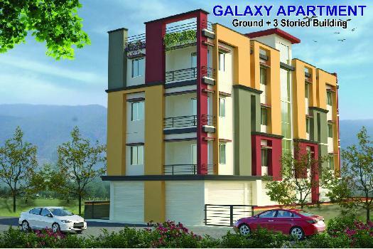 Hank Galaxy Apartment