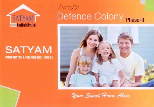 Defence Colony Phase - 2