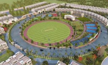 Gaur Yamuna City 7th Park