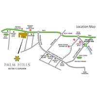 Emaar MGF Palm Hills